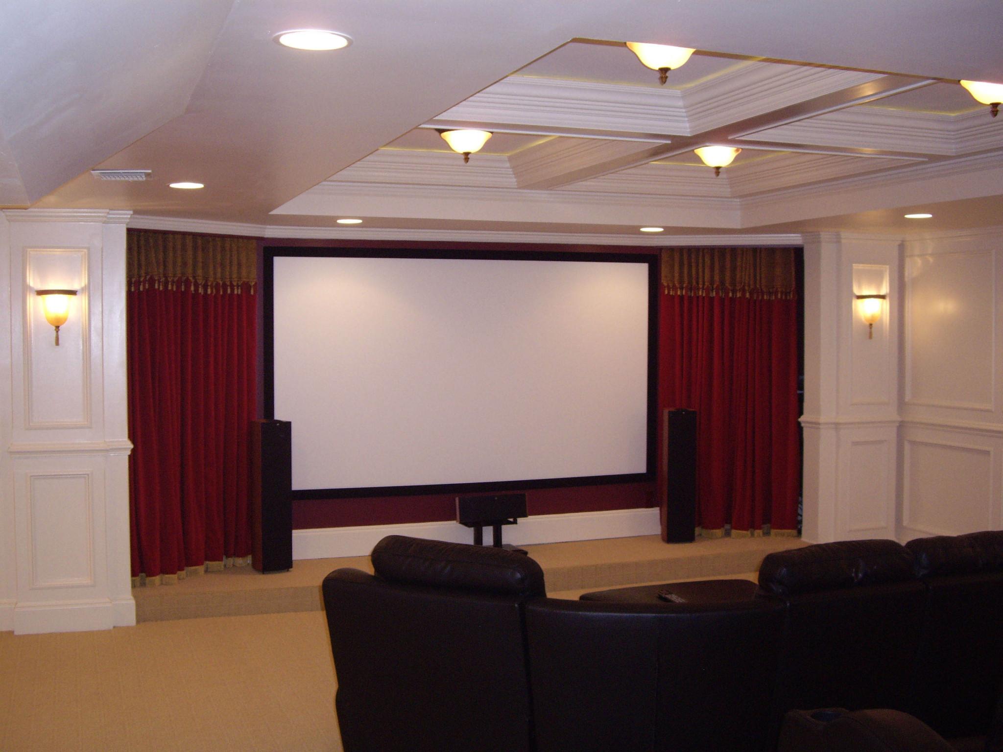 Entertainment built ins