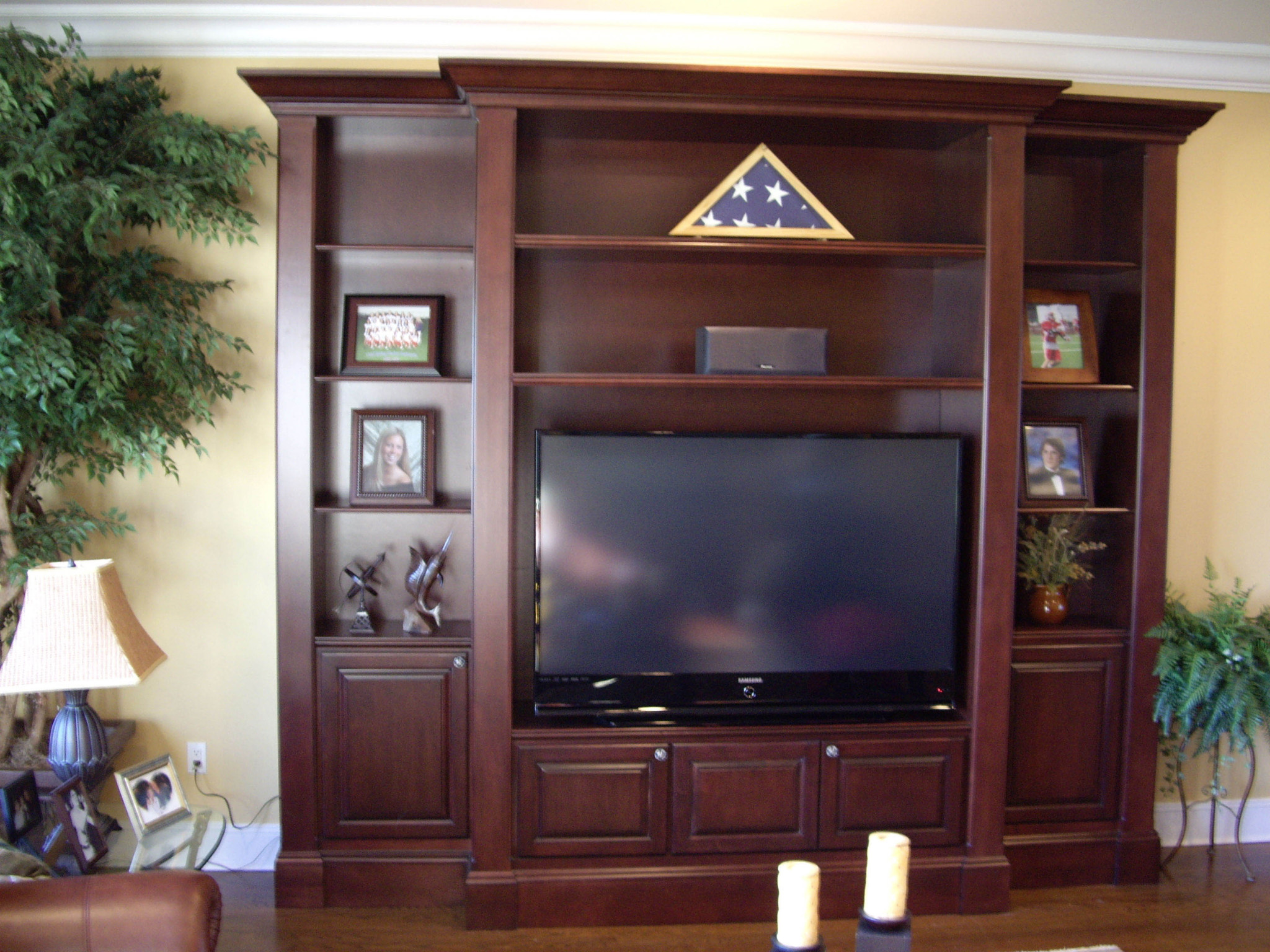 Entertainment Amp Built Ins Ny Woodworking